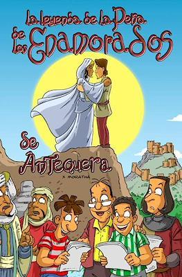 La leyenda de la Peña de los Enamorados de Antequera