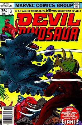 Devil Dinosaur (Comic Book. 1978) #3