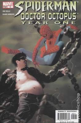 Spider-Man Doctor Octopus Year One (2004) (Grapa) #5