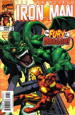 Iron Man Vol. 3 (1998-2004) (Comic Book) #17