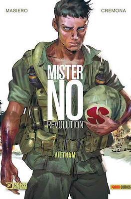 Mister No Revolution: Vietnam (Cartoné 144 pp)