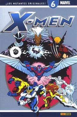 X-Men (Segundo coleccionable) #6
