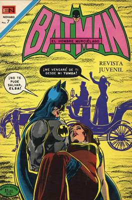 Batman (Grapa) #600