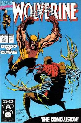 Wolverine (1988-2003) (Comic Book) #37