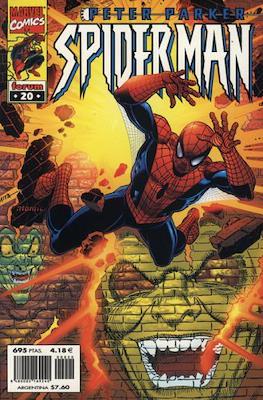 Spiderman Vol. 4 Peter Parker Spiderman ( 1997-1999) (Rústica 96-128 pp) #20
