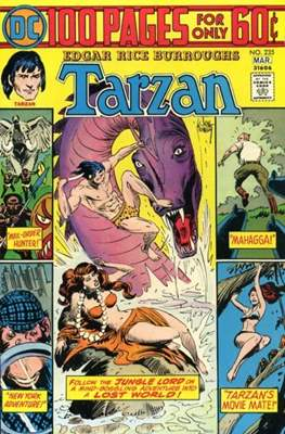 Tarzan (Comic-book) #235
