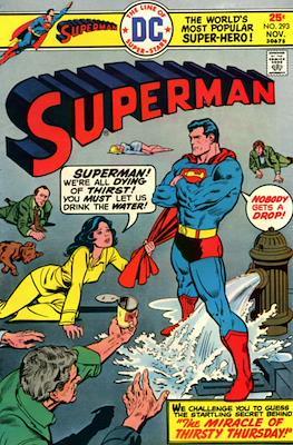 Superman Vol. 1 / Adventures of Superman Vol. 1 (1939-2011) (Comic Book) #293