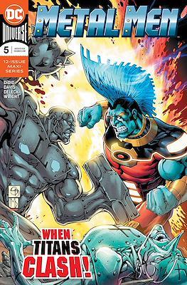 Metal Men (Vol 4. 2019-) (Comic Book) #5
