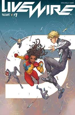 Livewire (2018-) (Comic book) #7