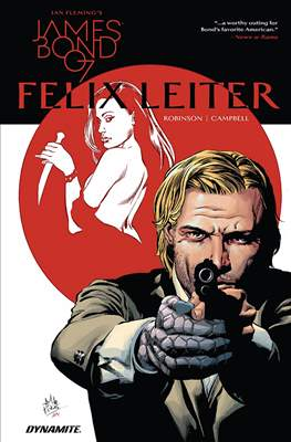 James Bond: Felix Leiter