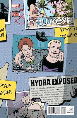 All-New Hawkeye (Vol. 2 2015-2016) (Grapa) #3