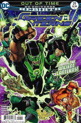 Green Lanterns Vol. 1 (2016-2018) (Comic-book) #29