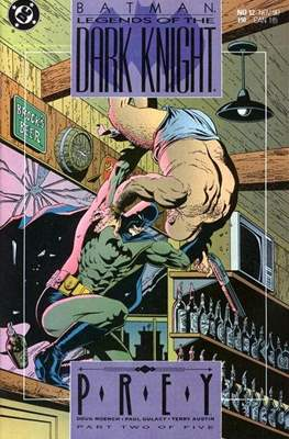 Batman: Legends of the Dark Knight Vol. 1 (1989-2007) (Comic Book) #12