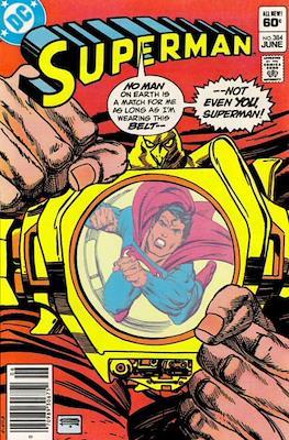 Superman Vol. 1 / Adventures of Superman Vol. 1 (1939-2011) (Comic Book) #384