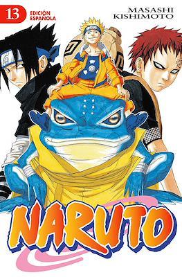 Naruto (Rústica con sobrecubierta) #13