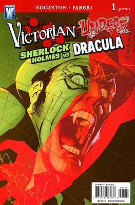 Victorian Undead: Sherlock Holmes vs. Dracula (Comic Book) #1