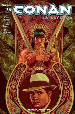 Conan. La Leyenda (Grapa 28-116 pp) #28