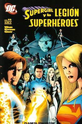 Supergirl y la Legión de Superhéroes (Grapa 24-72 páginas) #11