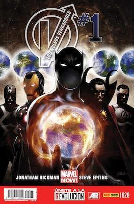 Los Nuevos Vengadores Vol. 2 (2011-2017) (Grapa 32 pp) #28