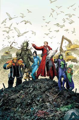Guardianes de la Galaxia. Marvel Now! Deluxe #5