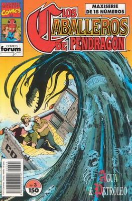 Los Caballeros de Pendragón (1992-1993) (Grapa. 17x26. 24 páginas. Color.) #3