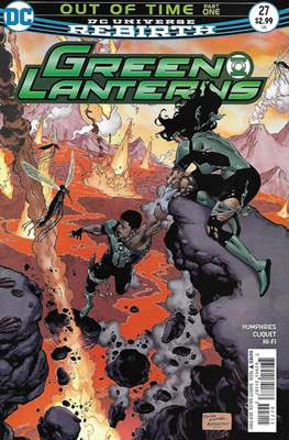 Green Lanterns Vol. 1 (2016-2018) (Comic-book) #27