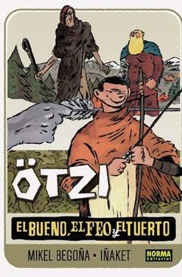 Ötzi (Cartoné 72-60 pp) #2