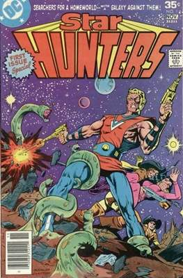 Star Hunters Vol 1 (Grapa) #1