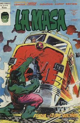 La Masa Vol. 3 (1975-1980) (Rústica 40-48 pp) #41