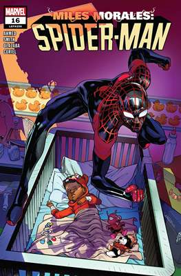 Miles Morales: Spider-Man (2018) (Comic Book) #16
