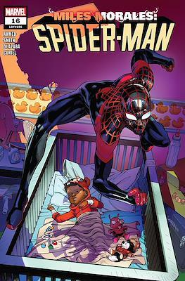 Miles Morales: Spider-Man (2018) #16