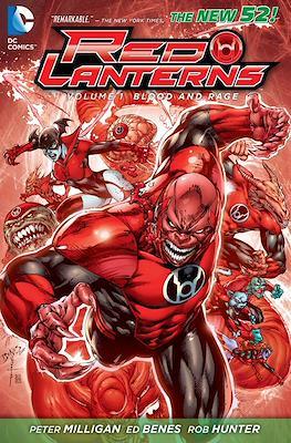 Red Lanterns (2011-) New 52