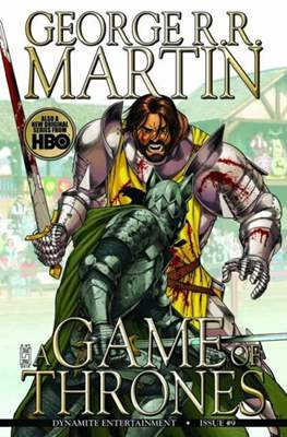 A Game Of Thrones (Comic Book) #9