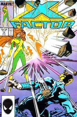 X-Factor Vol. 1 (1986-1998) (Comic Book) #18