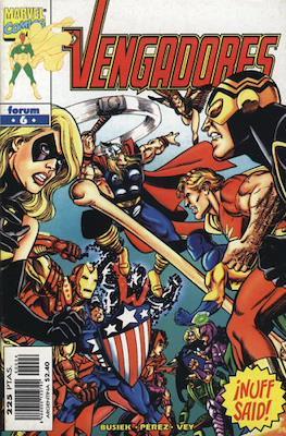 Los Vengadores vol. 3 (1998-2005) (Grapa. 17x26. 24 páginas. Color. (1998-2005).) #6