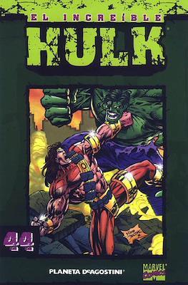 Coleccionable El Increíble Hulk (2003-2004) (Rústica. 80-96 páginas) #44