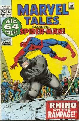 Marvel Tales (Comic Book) #32