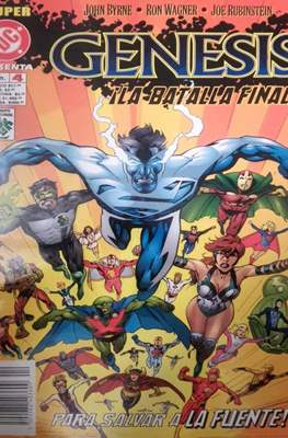 Super DC Presenta (Grapa) #4