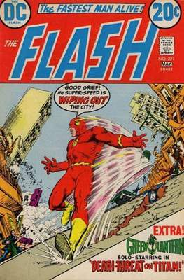 Flash vol. 1 (1959-1985) (Grapa, 32 págs.) #221