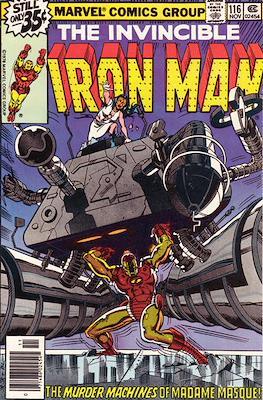 Iron Man Vol. 1 (1968-1996) (Comic book) #116