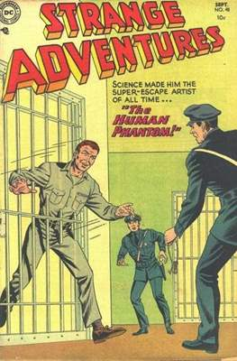 Strange Adventures (Comic Book) #48