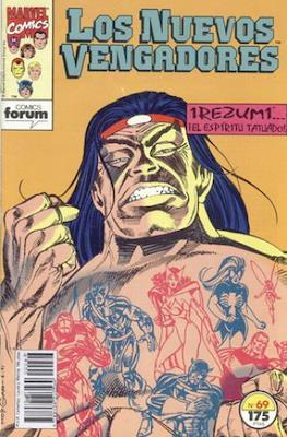 Los Nuevos Vengadores Vol. 1 (1987-1994) (Grapa 32 pp) #69