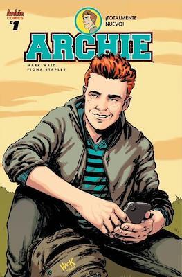 Archie (2016-2018 Portada variante)
