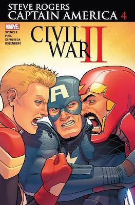 Captain America: Steve Rogers (Comic-book) #4
