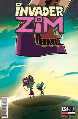 Invader Zim (Comic Book) #3
