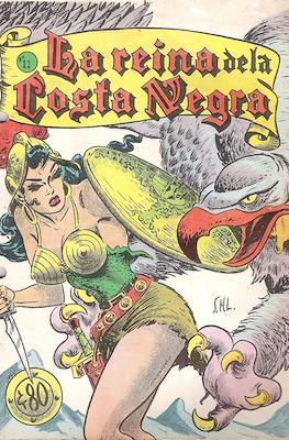 La Reina de la Costa Negra (1ª época - Grapa) #11