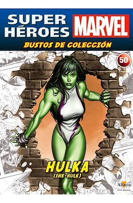Super Héroes Marvel. Bustos de Colección #50