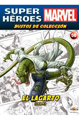 Super Héroes Marvel. Bustos de Colección (Grapa) #56