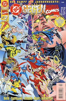 DC gegen Marvel / DC/Marvel präsentiert / DC Crossover präsentiert #2