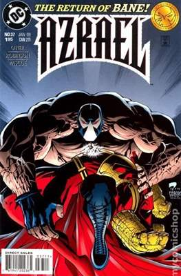 Azrael: Agent of the Bat (1995-2003) (Grapa) #37